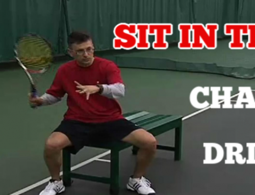 Sit In The Chair Lesson