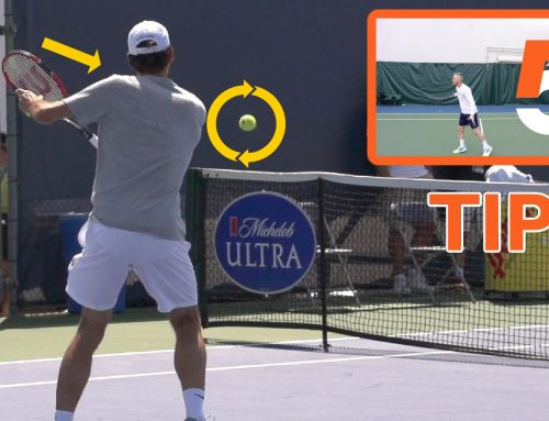 A Better Backhand Volley | 5 Tips