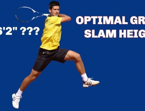 Optimal ATP Tour Height | Behind The Numbers
