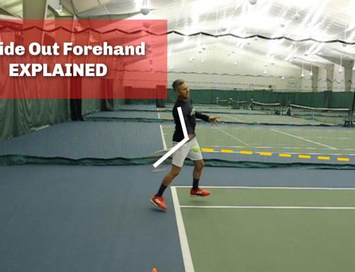The Inside Out Forehand | Why Hit It???