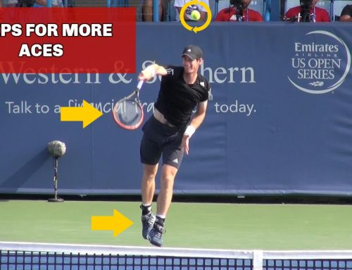 3 Tips For More Aces On Your Tennis Serve