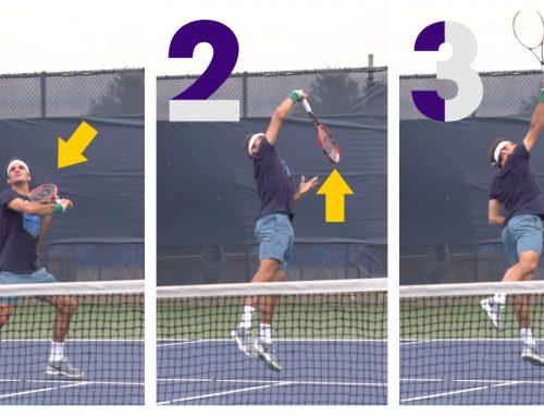3 Magic Moves on the Backhand Overhead Smash