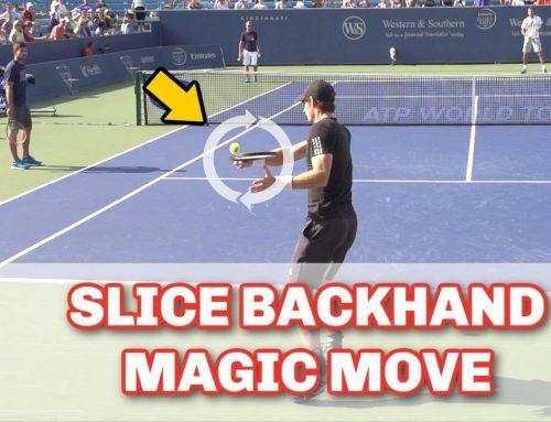 The Slice Backhand | Magic Move